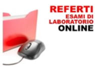 referti laboratorio on line